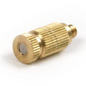 3-16-Threaded-brass-Misting-font-b-Nozzle-b-font-0-15mm-Orifice-Fogging-Spray-Head